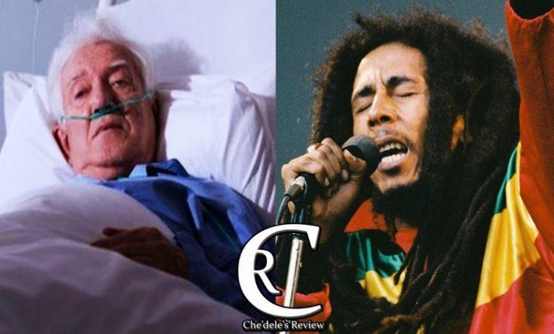 Agenta CIA na smrtelné posteli přiznal, že za pomoci tenisek zabil Boba Marleyho