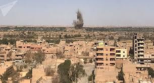 Islámský stát zaútočil na americké vojáky u Dajr az-Zaur v Sýrii