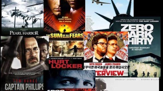 Těchto 800 hollywoodských filmů tajně napsal Pentagon