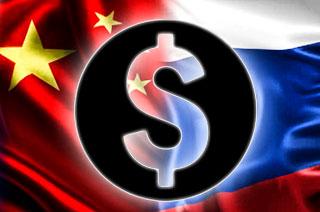 Čínsko-ruské vazby sníží závislost obou zemí na USA a dolaru
