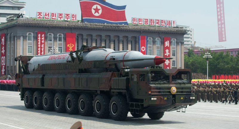 V USA vytvořili plán, jak zničit severokorejské zbraně hromadného ničení