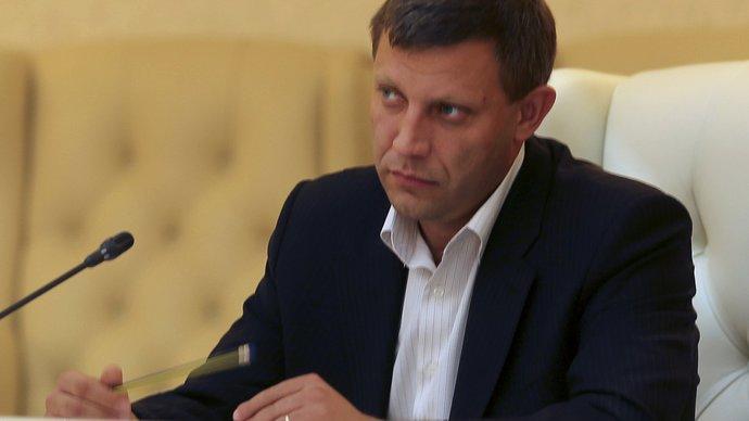 Zacharčenko je po smrti. Šéfa doněckých separatistů usmrtil výbuch v restauraci