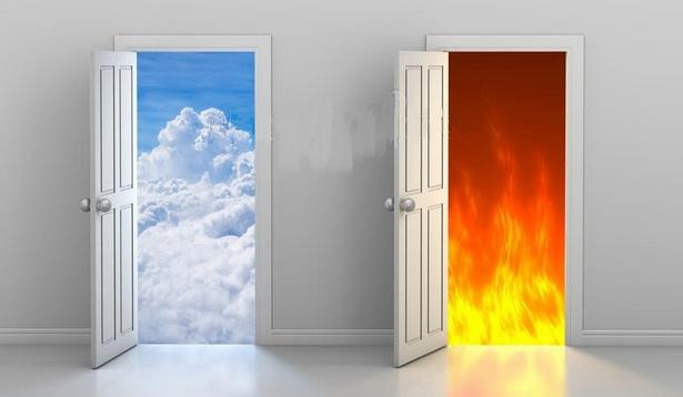 Dveře do ráje nebo do pekla? Svět se nachází před ohromujícím zemětřesením ve všech rovinách. Pravda vychází napovrch a nedá se umlčet. Jak všechno na sebe navazuje? Díl 2