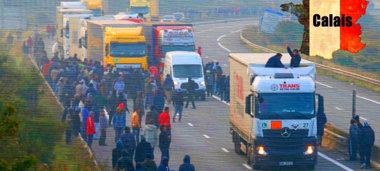 Není možné trestat řidiče kvůli migrantům