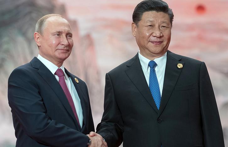 Žádný USA, žádný problém! Obchod mezi Ruskem a Čínou se brzy zdvojnásobí