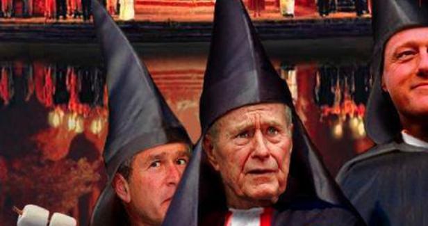 Globální elita: seznam vrcholných satanistů a pedofilů