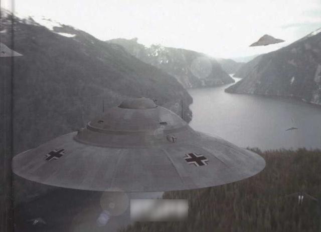 Třetí říše: Operace UFO (část první: Základna)