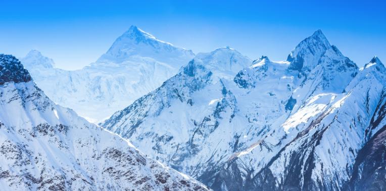 Unikátní vlastnosti křišťálů z Himálaje