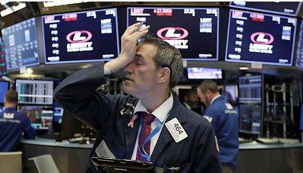 Akciové trhy v říjnu zažily hororovou show
