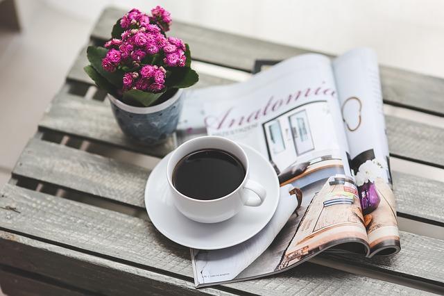 1. 11. 2019 – Svět při páteční ranní kávičce Terezy Spencerové