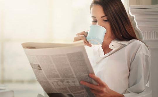 Tereza Spencerová: Svět při středeční ranní kávičce