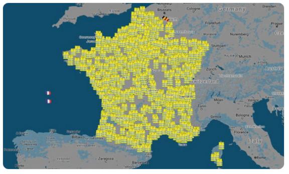 Blokády ve Francii pokračují a pravděpodobně přejdou do generální stávky
