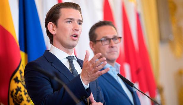 Rakúsky vicekancelár Strache v tejto súvislosti vyhlásil, že migrácia nie je a nemôže byť ľudským právom.