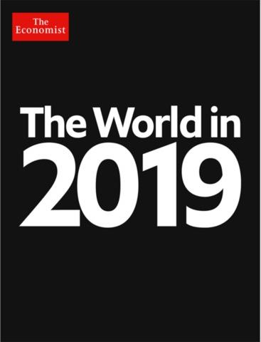 Rok 2019 podle časopisu The Economist bude děsivý