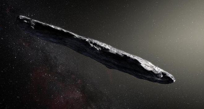 Tajemný předmět ve tvaru doutníku může být cizí kosmická sonda
