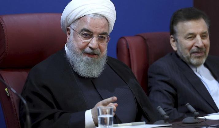 """""""Washington ztratil soudnost"""": Rouhani označuje jeho jednání za """"dětinské"""""""