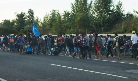 Tisíce migrantů v Bosně chtějí prorazit hranici a terorizovat obyvatele