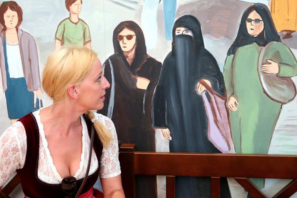 Evropská města absorbují právo šaría