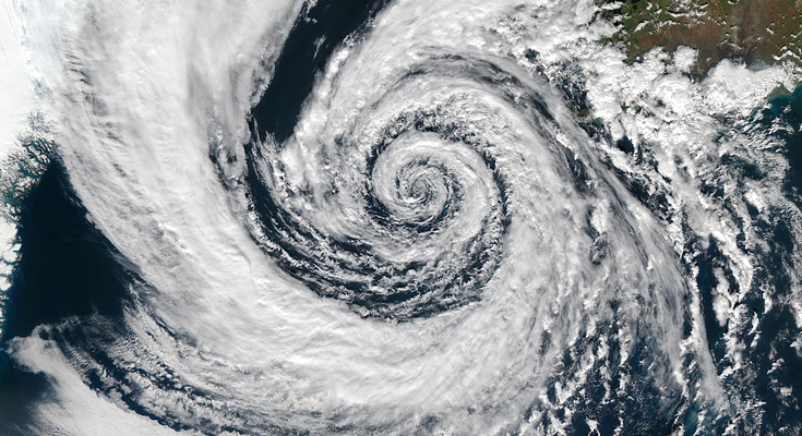 Proměny Země – září 2018: extrémní počasí, planetární změny, bolidy