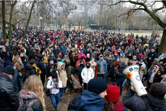 Belgičané se v islamizované Belgii už necítí doma