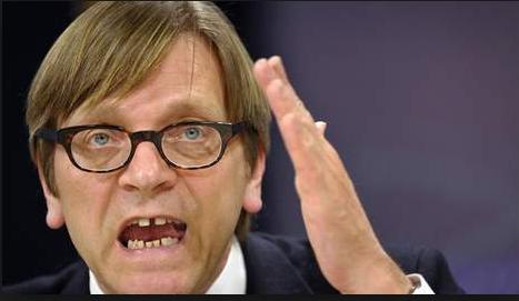 Vůdčí eurokrat vyvozuje z Brexitu poučení, že národy je třeba více zbavit suverenity