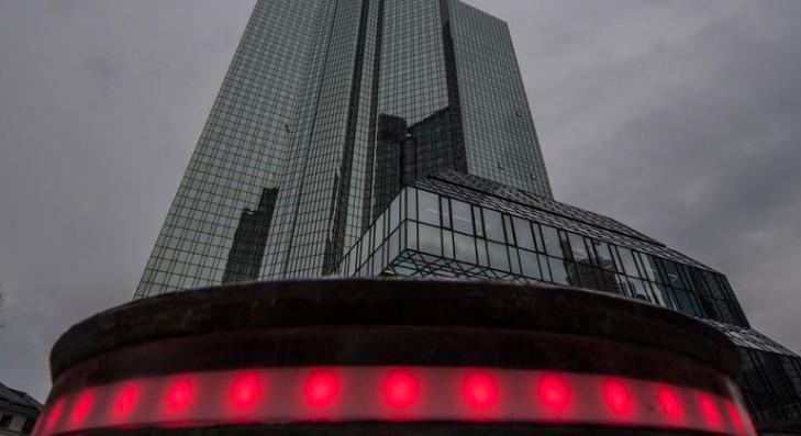 """Deutsche Bank ruší 18.000 pracovních míst po celém světě v rámci restrukturalizace a plánu """"restart"""""""