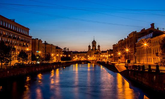 Petrohrad byl uznán nejlepší kulturní destinací světa