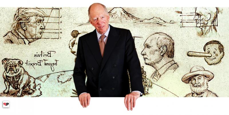 """Proroctví Rothschildů pro nový rok: Co svět čeká a nemine? Ponížení Člověka mezi vším a ničím? Nic není takové, jak to vypadá. Mocní opět zbohatnou na ekonomické a migrační krizi. Boj za """"práva"""" žen a další pohromy"""