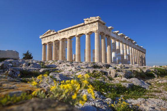 Ve starověkých Athénách nebylo dovoleno volit idiotům