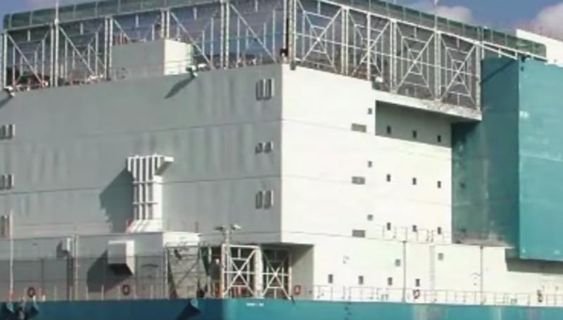 Vězeňské FEMA lodě připluly na Guantanamo