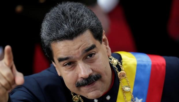 "Venezuela je ""připravena k boji"", pokud Trump zavede blokádu"