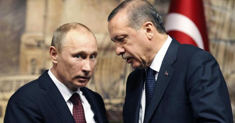 Boj rusko-tureckých sil s Anunnaki v Sýrii?