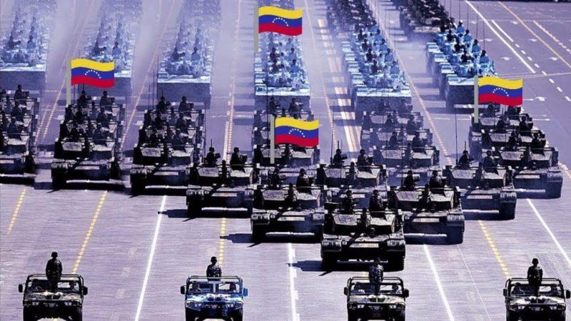 Chazarská mafie zkouší opět převrat ve Venezuele a svrhnout tak legitimního prezidenta Madura
