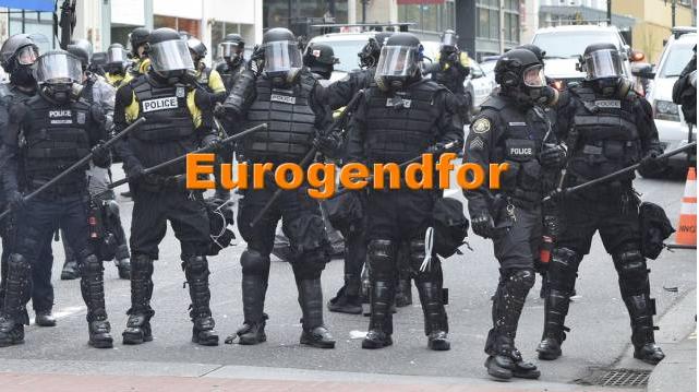 EUROGENDFOR (EGF) – soukromá armáda mocenských elit