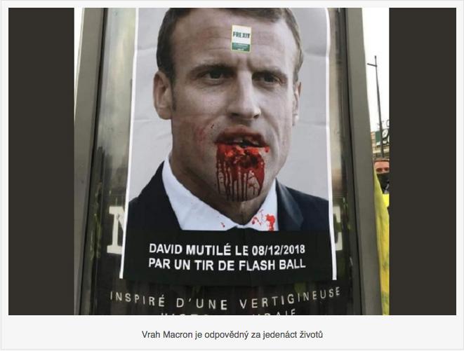 Francúzsky prezident Macron zverejnil naliehavú výzvu aj v slovenčine: Európa je v ohrození
