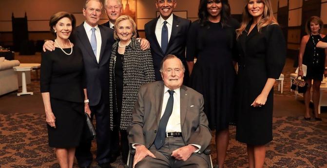 Zločinci nejtěžšího kalibru vládli a vládnou světu. In Memoriam George H. Scherff Jr. aka George HW Bush Sr. Pravda o amerických prezidentech a spiknutí. Odhalení-důkazy. Díl 3.