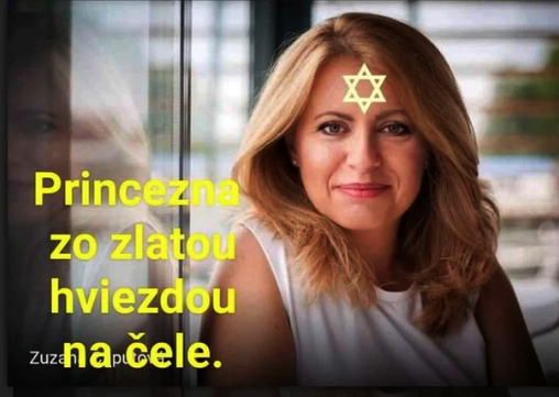 VIDEO: Zuzana Čaputová je financovaná zo Spojených štátov amerických