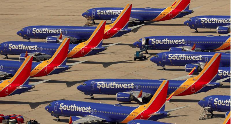 Váš let končí. Boeing posílá ekonomiku USA do střemhlavého letu