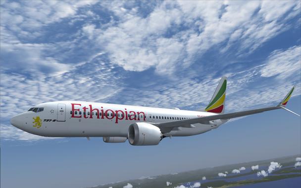 Pilot lietadla spoločnosti Ethiopian Airlines vystrašeným hlasom žiadal dispečerov o návrat