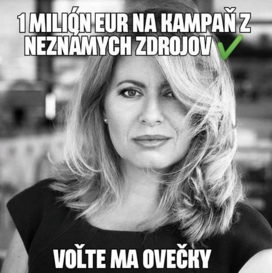 A tohle chcete bratja Slováci za P-REZIDENTA????? No tak to snad néé
