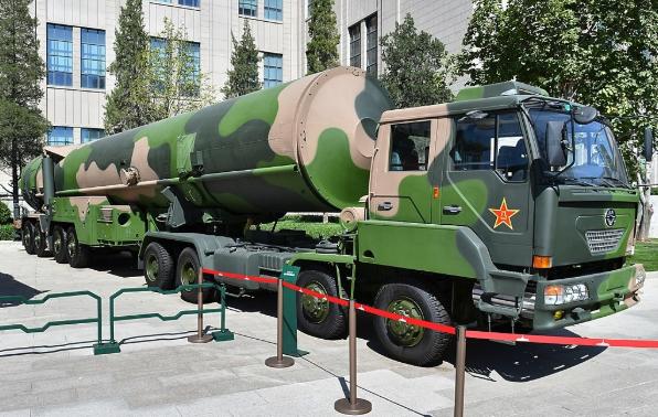 Ohrožuje čínská hypersonická střela, schopná nést jaderné hlavice, americkou politiku jaderného odstrašování?