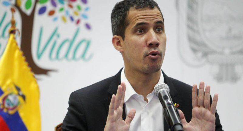 """Venezuelská opozice podporovaná USA ukořistila peníze z """"humanitární pomoci"""""""