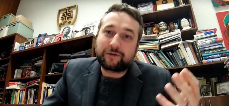 VIDEO: Toto monštrum stvorilo Čaputovú. Je to ohrožení národní bezpečnosti