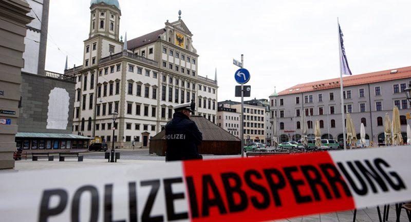 Radnice v sedmi německých městech evakuovány kvůli hrozbě bombového útoku