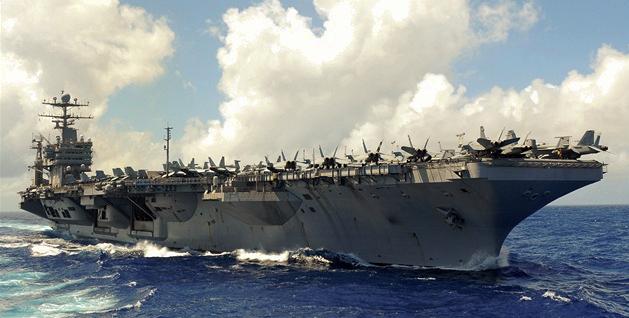 Americká diplomacie dělových člunů je zpět