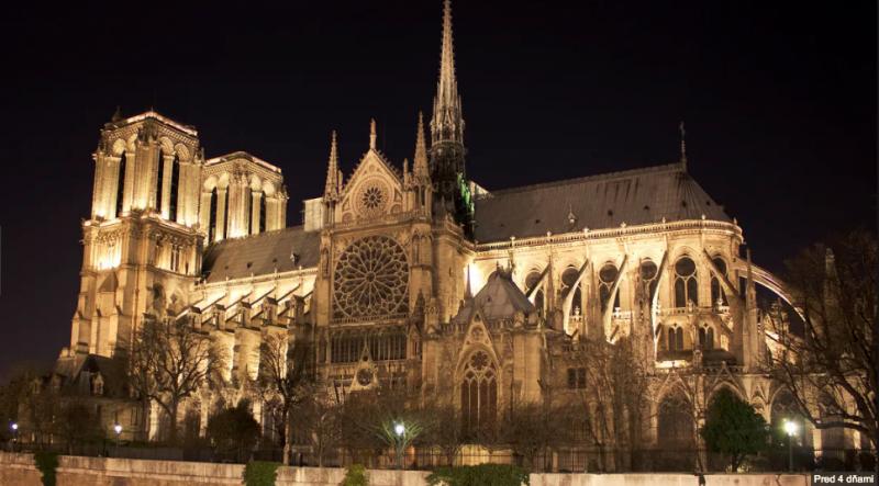 Skandály v umění: Poprava gotických králů z pařížské katedrály Notre-Dame