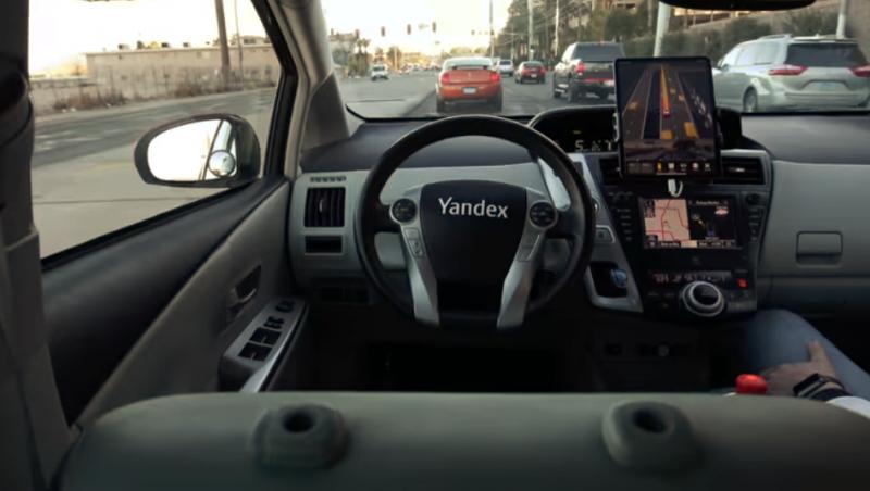 Ruské technologie, o kterých máme mlčet: samořiditelné auto s technologií Yandex v Kalifornii. Uber a Google v šoku!