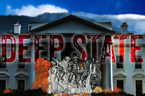 Deep State je skutečný, nepřehlížejte ho a postavte se mu – Deep State – 3. část