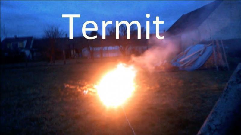 Další důkazy o  použití speciálního termitu ve Francii při požáru katedrály Notre Dame