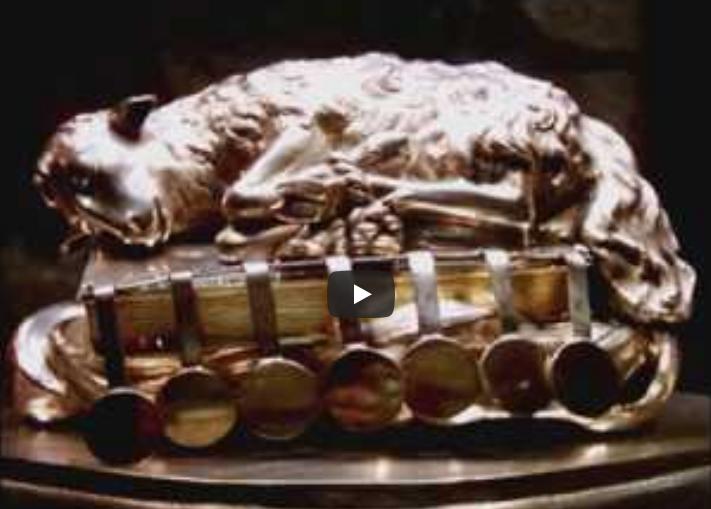 Velikonoční sobota v Mnichově. Do kostela vtrhl silně pigmentovaný muž a asi dělobuchem zranil 24 osob. Způsobil zmatek
